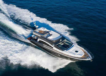 Chartern Sie motorboot in Club de Mar - Sessa Fly 54