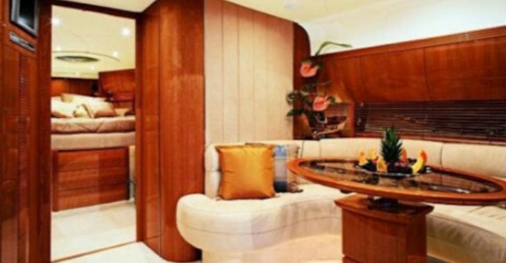 Rent a yacht in Marina el Portet de Denia - Atlantis 42