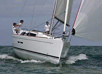 Rent a sailboat in ACI Marina Dubrovnik - Dufour 375 Grand Large