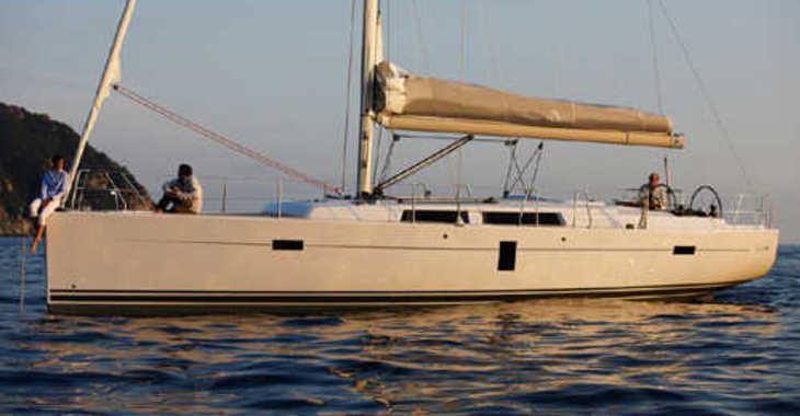 Rent a sailboat Hanse 445 in Marina Baotić, Seget Donji