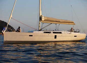 Chartern Sie segelboot Hanse 445 in Marina Baotić, Seget Donji