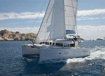 Rent a catamaran in Port of Pollensa - Lagoon 40 (4Cab)