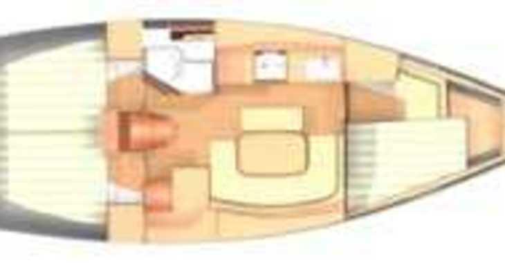 Alquilar velero Dufour 365 Grand Large en Zaton Marina, Zaton