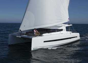 Rent a catamaran in Marina CostaBaja - Bali 4.5