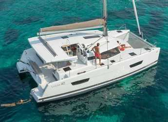Rent a catamaran in Blue Lagoon - Lucia 40