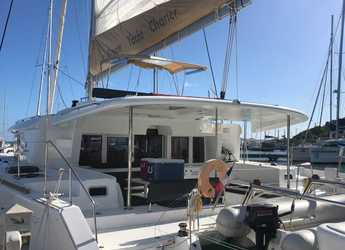 Rent a catamaran in Compass Point Marina - Lagoon 450