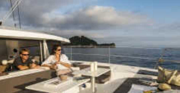 Alquilar catamarán Bali 4.0 en Blue Lagoon, San Vincent