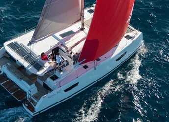 Chartern Sie katamaran in Port Tino Rossi - ASTREA 42