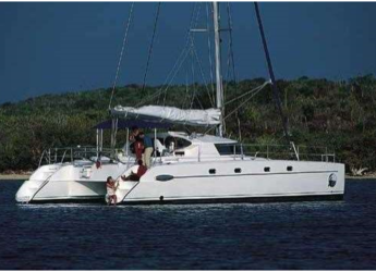 Rent a catamaran in Platja de ses salines - Belize 43