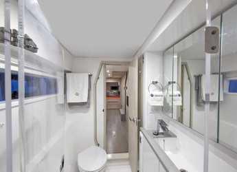 Rent a catamaran in Marina CostaBaja - Moorings 4000