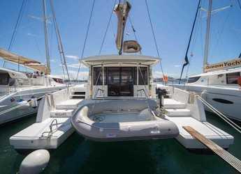 Rent a catamaran in Marina Port Pin Rolland - Bali 4.3