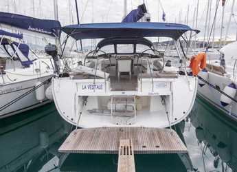 Rent a sailboat in Marina Port Pin Rolland - Bavaria Cruiser 56
