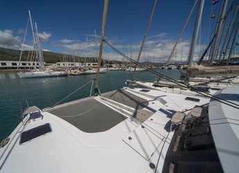 Chartern Sie katamaran in Marina di Portorosa - Nautitech 46 Open
