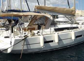 Rent a sailboat in Kalkara Marina - Dufour 410 Grand Large