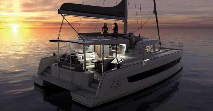Rent a catamaran in Palm Cay Marina - BALI 4.8