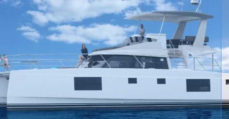 Rent a catamaran in Palm Cay Marina - Nautitech 47 Power