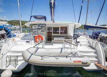 Rent a catamaran in Portu Valincu - Lagoon 400 S2
