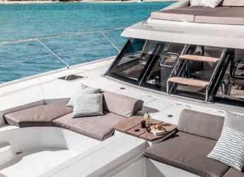 Rent a catamaran in ACI Marina Dubrovnik - Nautitech 47 Power