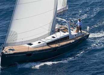 Chartern Sie segelboot in Port Tino Rossi - Oceanis 48