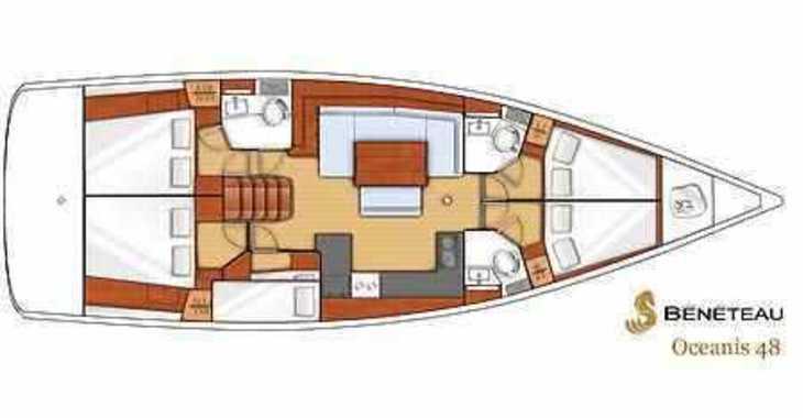 Alquilar velero Oceanis 48 en Kalkara Marina, Valetta