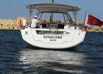Rent a sailboat in Kalkara Marina - Oceanis 48