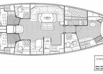 Louer voilier à Kalkara Marina - Beneteau 50