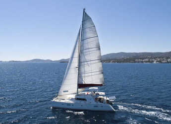 Rent a catamaran in Marina Port de Mallorca - Lagoon 500