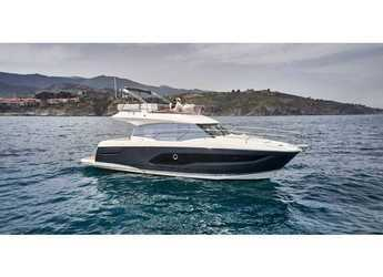 Chartern Sie yacht in Marina Port de Mallorca - Prestige 420 New