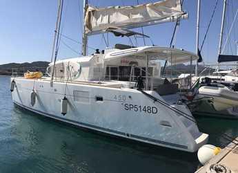 Alquilar catamarán en Marina Cala di Medici - Lagoon 450F