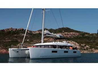 Louer catamaran à Cala dei Sardi - Lagoon 620 (10+3)