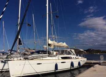 Rent a sailboat in Marina del Sur. Puerto de Las Galletas - Oceanis 46