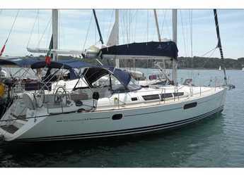 Rent a sailboat in Marina del Sur. Puerto de Las Galletas - Sun Odyssey 44i