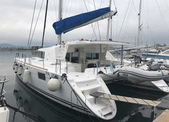 Alquilar catamarán en Cala dei Sardi - Lagoon 440