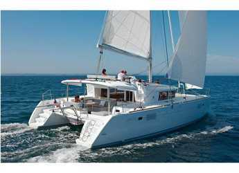 Louer catamaran à Cala dei Sardi - Lagoon 450F