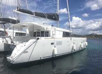 Rent a catamaran in Marina Fort Louis - Lagoon 450F