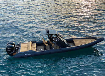 Rent a motorboat in Marina Zadar - Seafarer 33