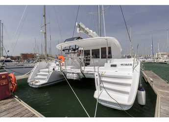 Rent a catamaran in Preveza Marina - Lagoon 400 S2