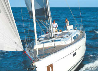 Rent a sailboat in Baska Voda - Hanse 445