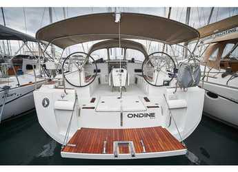 Rent a sailboat in Marina Kornati - Sun Odyssey 519