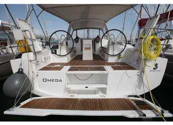 Chartern Sie segelboot in Marina Kornati - Oceanis 38