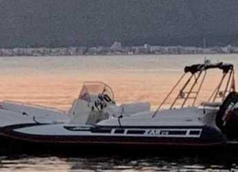 Rent a motorboat in Port of Pollensa - Zar 75 Suite