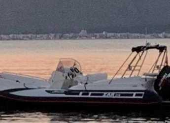 Chartern Sie motorboot in Port of Pollensa - Zar 75 Suite