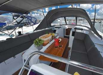 Chartern Sie segelboot in Punat - Hanse 505 - 5 + 1 cab.