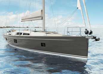 Chartern Sie segelboot in Port Lavrion - Hanse 508 - 5 cab.