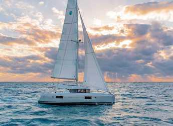 Rent a catamaran in Harbour View Marina - Lagoon 42 - 3 + 1 cab.