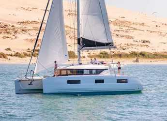 Rent a catamaran in Harbour View Marina - Lagoon 46 - 4 + 2 cab.