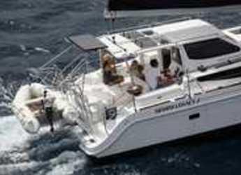 Alquilar catamarán en Maya Cove, Hodges Creek Marina - Gemini Legacy 35