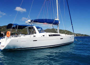 Rent a sailboat in Fort Burt Marina - Oceanis 50 Family