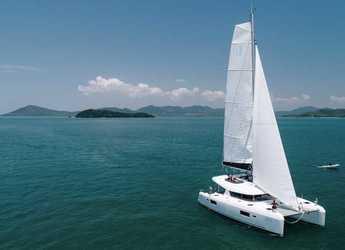 Rent a catamaran in Yacht Haven Marina - Lagoon 420