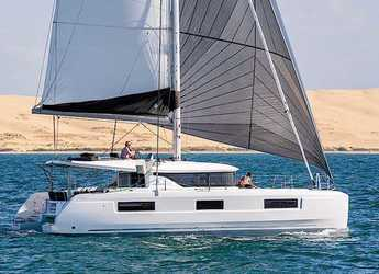 Alquilar catamarán en Marina Cienfuegos - Lagoon 46